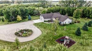 Beautiful country property, just 35 min from Fargo.