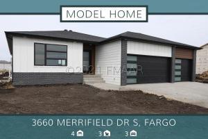 3660 MERRIFIELD Drive S, Fargo, ND 58104