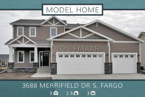3688 MERRIFIELD Drive S, Fargo, ND 58104