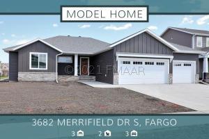 3682 MERRIFIELD Drive S, Fargo, ND 58104