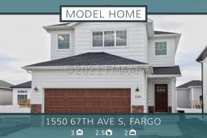 1550 67TH Avenue S, Fargo, ND 58104