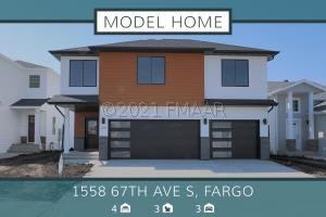 1558 67TH Avenue S, Fargo, ND 58104