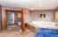 Full Bath - Shower & Jacuzzi Tub