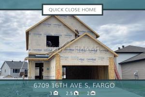 6709 16TH Street S, Fargo, ND 58104