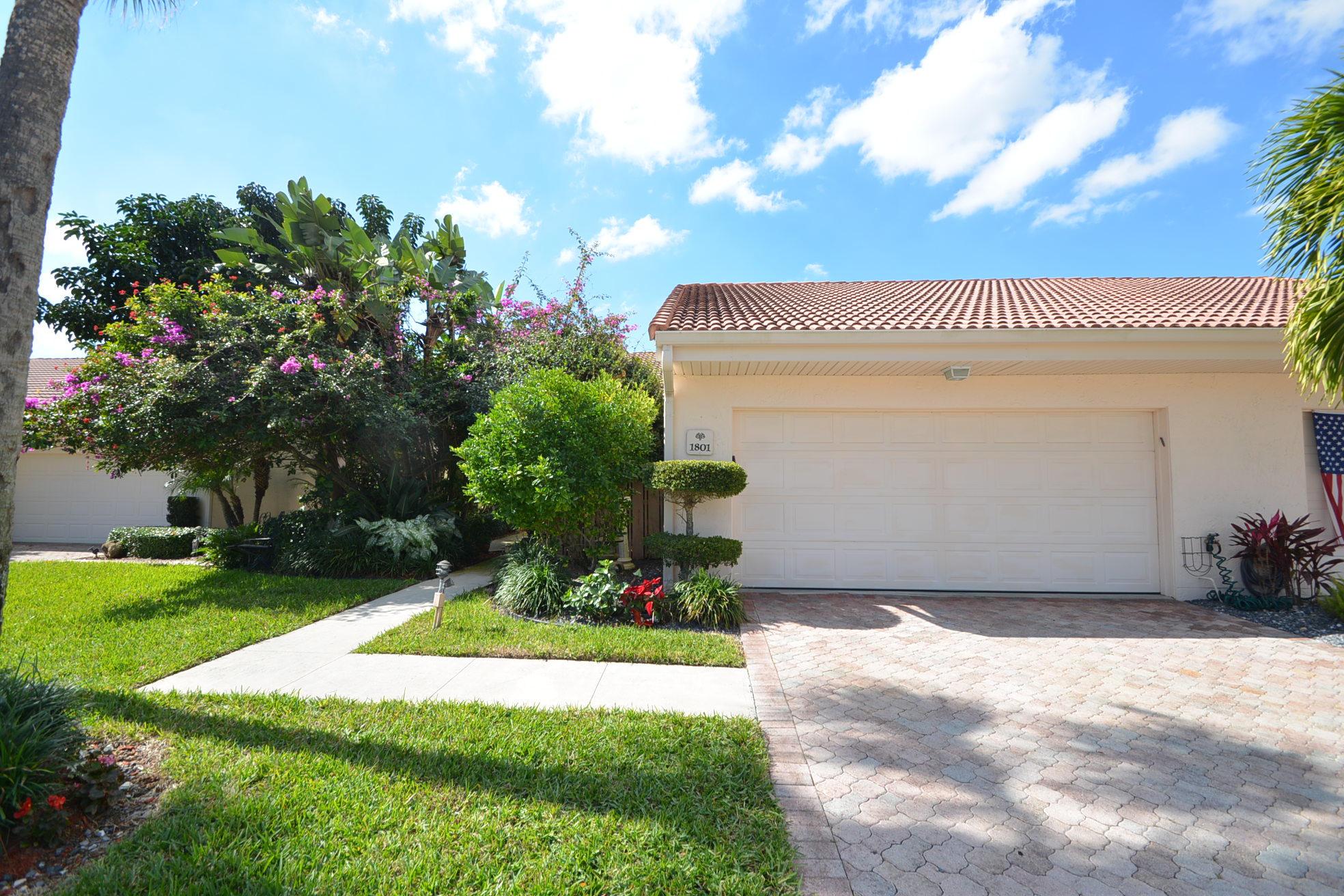 19490 Sawgrass Drive #1801 Boca Raton, FL 33434