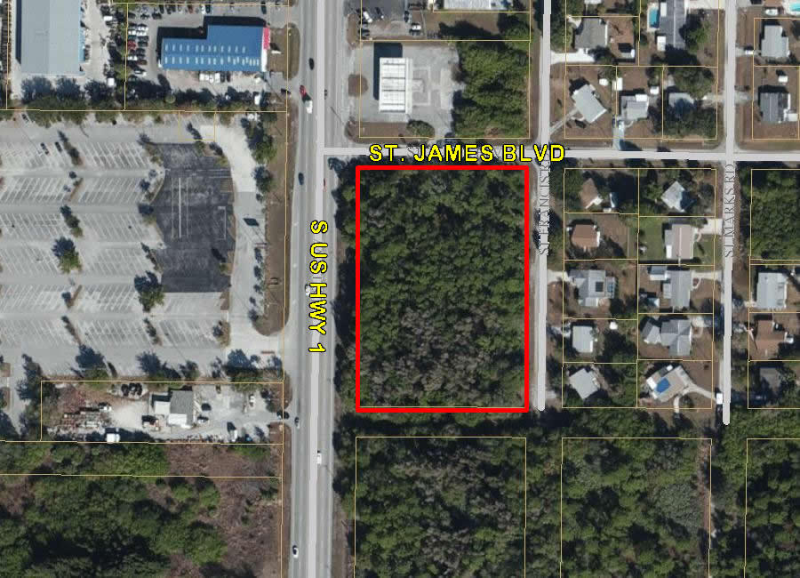 2.6 ACRE PARCEL ON US 1