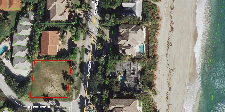 Details for 4112 Ocean Boulevard S, Highland Beach, FL 33487