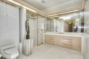 Master Bathroom - His 2
