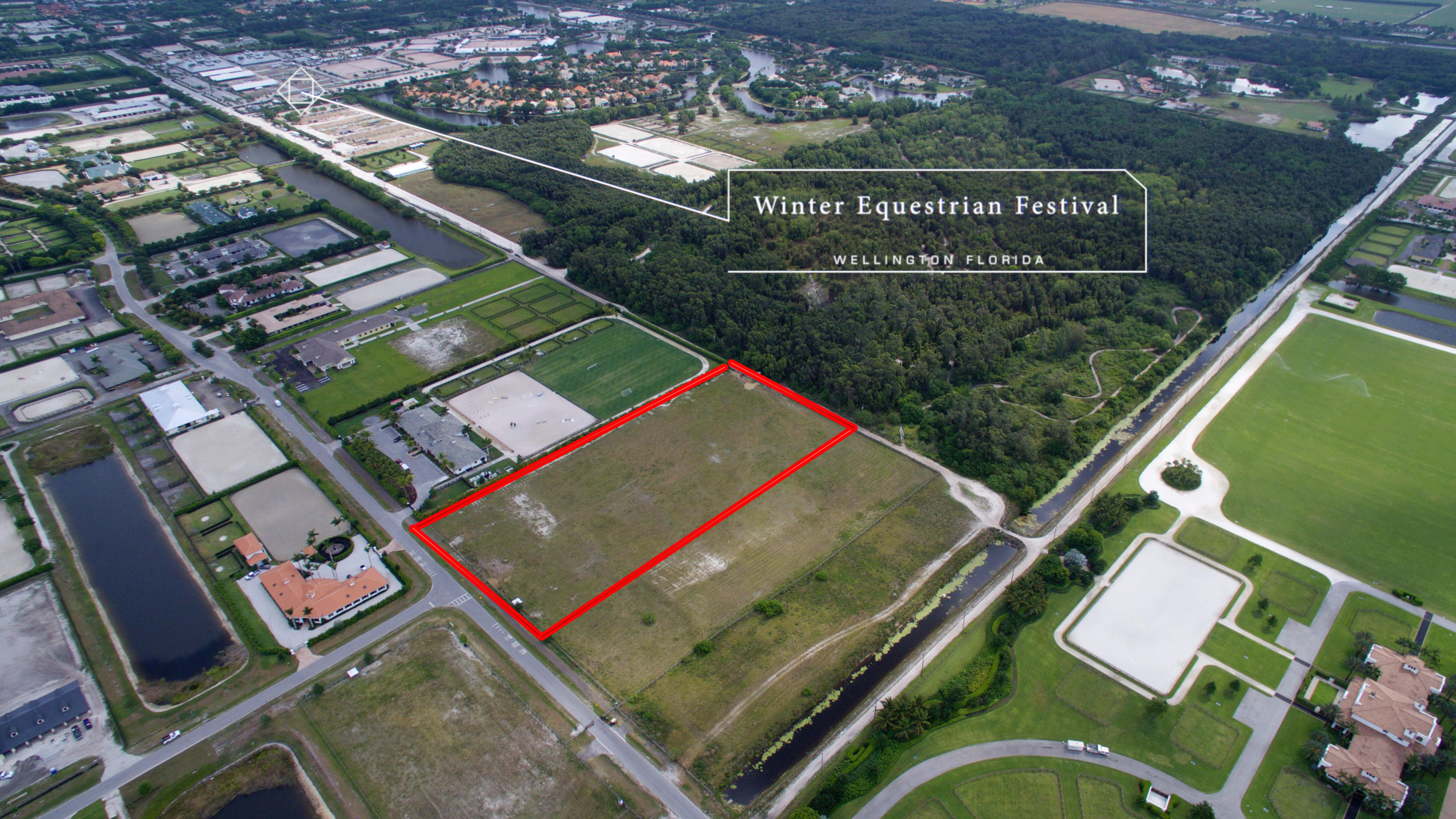 3758 Grand Prix Farms Drive, Wellington, Florida 33414, ,Land,For Sale,Grand Prix Farms,RX-10231547