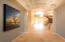 Attention to detail with the Marble Flooring and Molding Ceiling