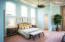 Relax in your Well-Appointed Master Bedroom