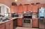 Nice Kitchen with Granite and newer S/S appliances