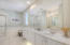 Bright & spacious Master bathroom!