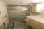 Second bath with steam shower