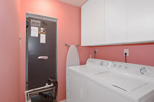 Upstairs Laundry Room. New A/C 2015
