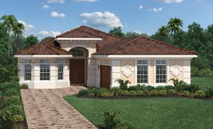 FRONT RENDERING OF HOME
