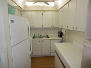 Additional cabinets for kitchen comfort