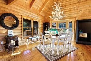 Australian cypress wood floors throughout