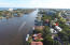 Extraordinary Views of the Wide Canal and Direct Intracoastal from a short distance