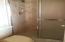 updated master shower
