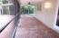 Huge Covered Screened Patio Overlooking Pool, Courtyard & Side Yard