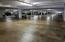 Underground garage parking provides safety for you and your vehicle