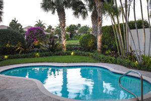Tropical backyard retreat