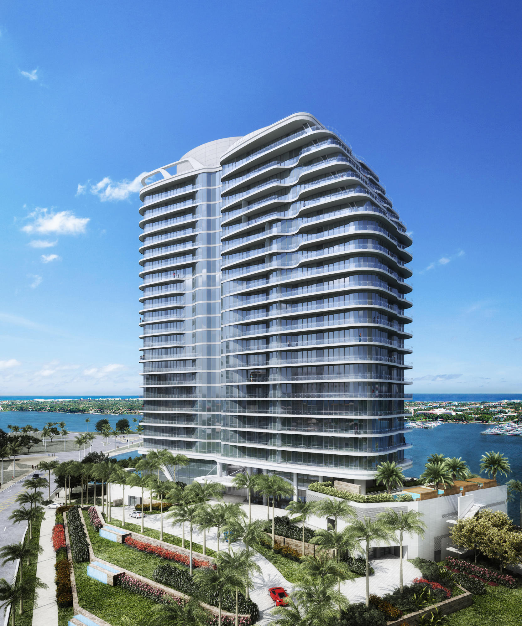 West Palm Beach, Florida 33401, 3 Bedrooms Bedrooms, ,4 BathroomsBathrooms,Residential,For Sale,Flagler,RX-10321143