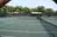 Cummunity tennis.