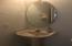 Guest bathroom makes this home 2 1/2 baths.