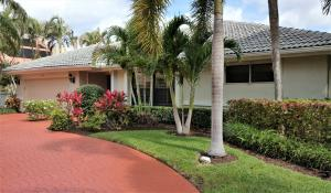 Beautifully landscaped with circular drive