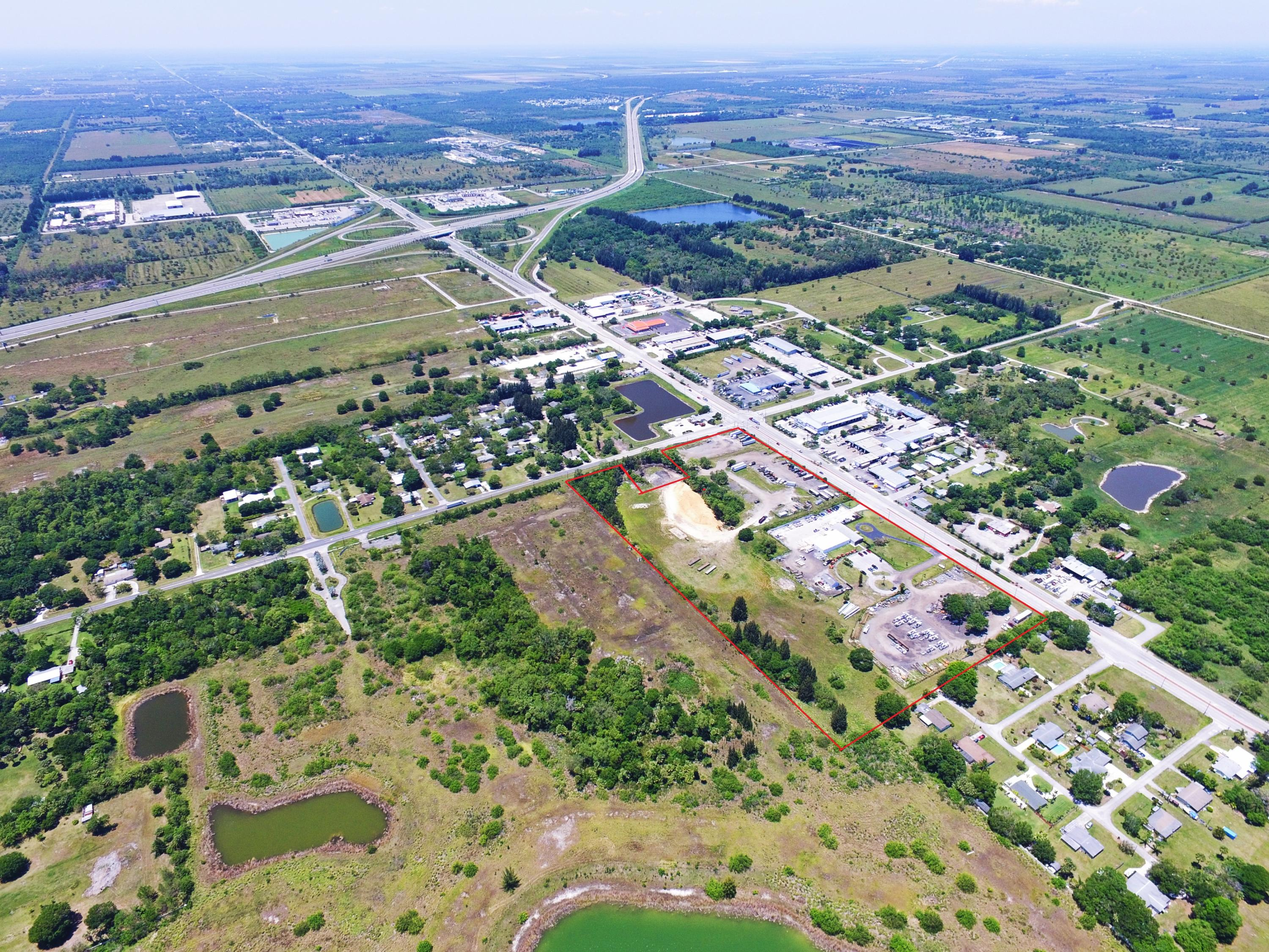 5501 Orange Avenue, Fort Pierce, Florida 34947, ,Land,For Sale,Jenkins Light Industrial,Orange,5.95,RX-3319597