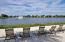 AT THE SOCIAL POOL, A LOVELY BEACH AREA ADORNS THE BEAUTIFUL MAIN LAKE.