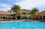 THE SOCIAL POOL ENJOYS PARTIES, MUSIC, AND IS NEXT TO THE RESTAURANT FOR A POOLSIDE LUNCH!