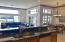 VERY OPEN FEEL IN THIS GREAT ROOM/KITCHEN/ EAT IN!