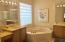 LEVEL 5 ALL WOOD CABS IN THE MASTER BATH , HIS AND HER SINKS!, UPGRADED HARDWARE