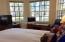 BEAUTIFUL GUEST ROOM WITH PLENTY OF ROOM FOR A SITTING AREA, LOTS OF CLOSET SPACE AND OVERLOOKING THE CUL DE SAC THROUGH BAY WINDOWS...