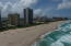 Oceanfront Building with extra wide beach and beach chairs and umbrellas available!