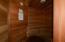 Large Sauna