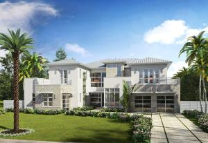 Brand new construction directly on Intracoastal in Delray Beach