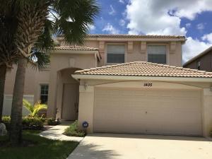 1405 Briar Oak Drive, Royal Palm Beach, FL 33411