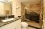 3rd Bath With Custom Quartz & Granite Shower Wall