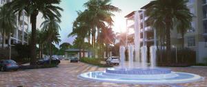 Azure Fountain
