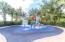 The splash water park is fun year round.