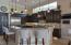 Gourmet Kitchen with stainless steel SUBZERO & WOLF appliances