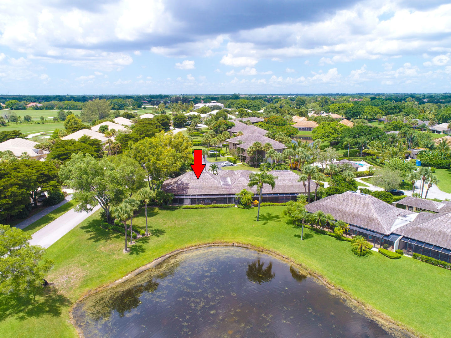 11740 Marblestone Court, Wellington, Florida 33414, 4 Bedrooms Bedrooms, ,4 BathroomsBathrooms,Villa,For Sale,Palm Beach Polo,Marblestone,1,RX-10360685