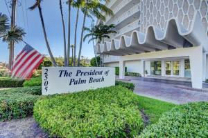 2505 S Ocean Boulevard Unit: 710, Palm Beach, FL 33480