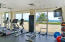 State of the Art OCEANFRONT Fitness Center