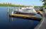 Slip for 3527 Jonathans Harbour 60 feet by 33 feet