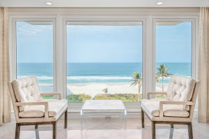 Floor to ceiling impact windows offer perfect frames for perfect views